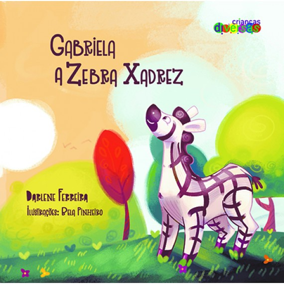 Gabriela, a zebra xadrez