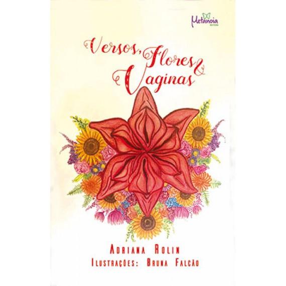 Versos, flores e vaginas